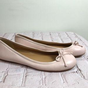 J. Crew Misses 10 Blush Pink Slip on Ballet Shoe
